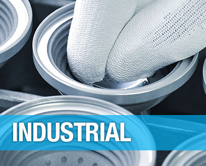 Industrial applications that require pumps and bulbs
